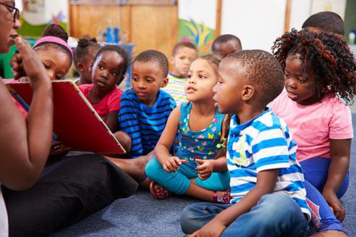 Kids Listening